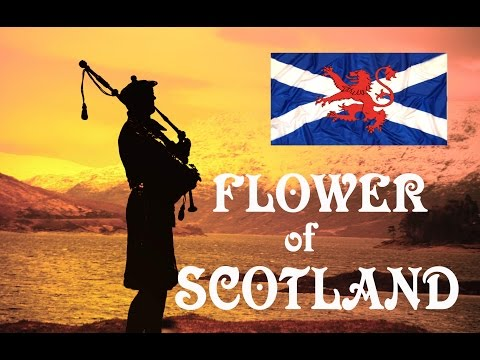 FLOWER Of SCOTLAND ~ PIPES & DRUMS SCOTS GUARDS