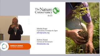 Workshop Restauração Florestal – Marília Borgo | The Nature Conservancy