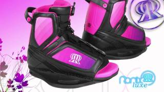 Ronix Luxe Wakeboard Boots Women's 2012