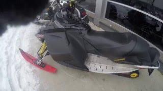 9. 2005 Ski Doo MXZ 800