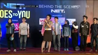 Video Keseruan Rangkaian 1 NET Goes to You di Bandung - BEHIND THE SCENES NET MP3, 3GP, MP4, WEBM, AVI, FLV Oktober 2017