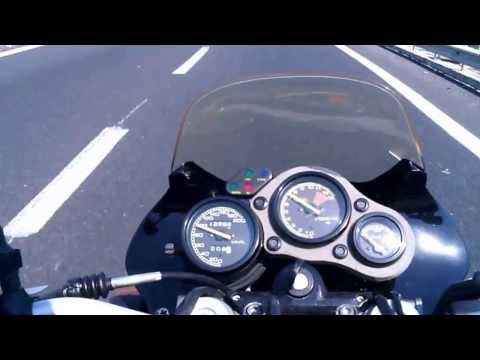 cagiva supercity onboard top speed 160 km/h