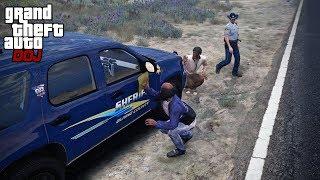Video GTA 5 Roleplay - DOJ 221 - Bum Car Wash (Criminal) MP3, 3GP, MP4, WEBM, AVI, FLV Juli 2019