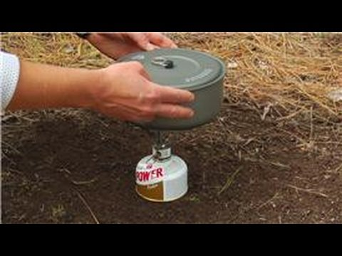 Backpacking & Camping Tips : Food Safety While Camping