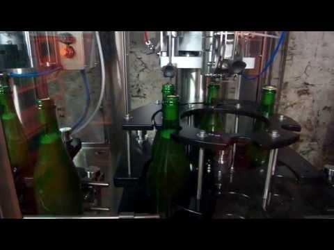 tireuse a biere avec remplissage vers le bas