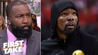 Video KD was pressured by teammates, coaching staff to play Game 5 – Kendrick Perkins | First Take MP3, 3GP, MP4, WEBM, AVI, FLV September 2019