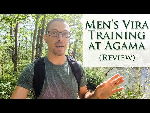 Men's Vira Training At Agama - In-Depth Review