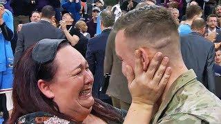 Video Most HEARTWARMING Military Homecoming Surprises! MP3, 3GP, MP4, WEBM, AVI, FLV Agustus 2019