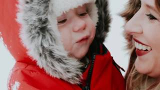 Christmas Card Vlog