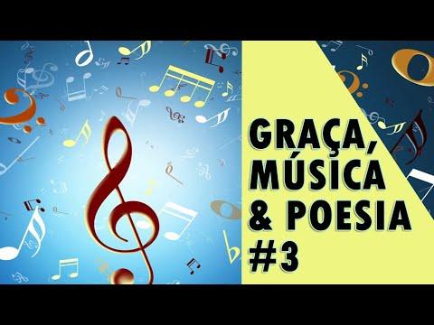 GRAÇA, MÚSICA & POESIA #3 | ALINE BARROS