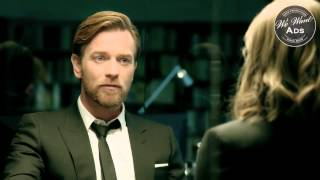"Citroen ""Impossible"" TV Ad with Ewan McGregor, Vinessa Shaw and a subliminal Jake Gyllenhaal at the very beginning, for the ..."