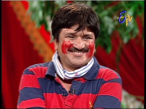 Jabardasth - ?????????  - Rocket Raghava Performance on 18th September 2014 19 September 2014 07 AM