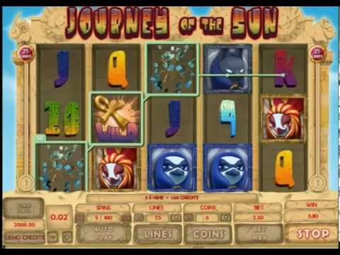 Journey of the Sun™ - Onlinecasinos.Best