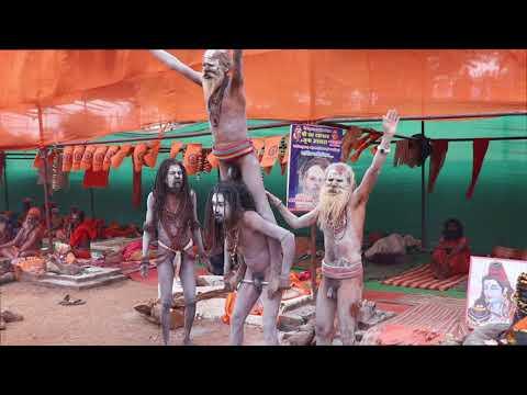 Video rajim kumbh 2018 naga sadhu and ganga aarti   s pansari   download in MP3, 3GP, MP4, WEBM, AVI, FLV January 2017