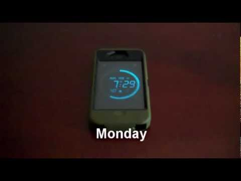 Video of Wave Alarm - Alarm Clock