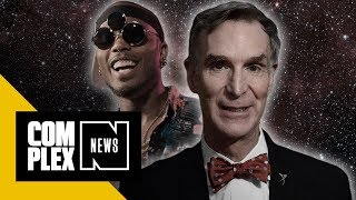 Video Bill Nye Comes For B.O.B About Flat Earth Beliefs | Conspiracy Corner MP3, 3GP, MP4, WEBM, AVI, FLV Maret 2019