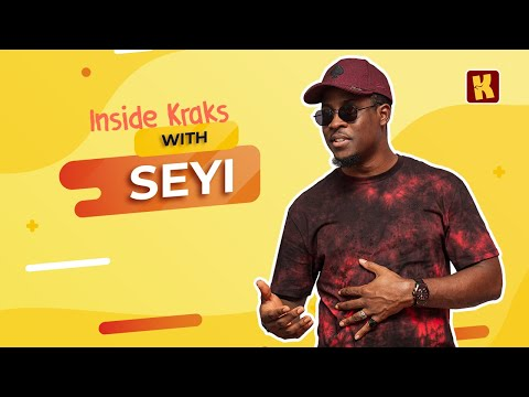 SEYI AWOLOWO Plays Our Trivia or Pain Game | Inside Kraks
