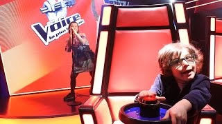 Video THE VOICE : On passe LE CASTING en famille - Gros Stress pour Fantin 😀 Démo Jouets MP3, 3GP, MP4, WEBM, AVI, FLV Mei 2017
