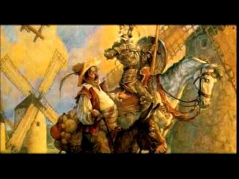 La vida de Cervantes