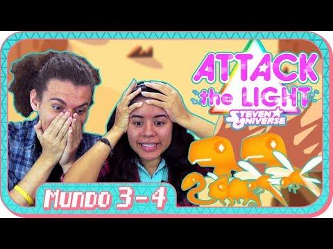 Steven Universe - Ataque al prisma  Gameplay   Stage 3 - 4 (Parte 11)