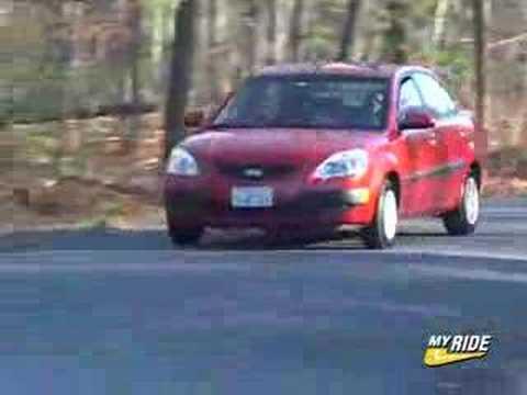 Review: 2006 Kia Rio LX
