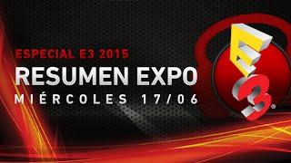 Punto.Gaming! TV Edición Especial E3 2015 - RESUMEN DIA 2