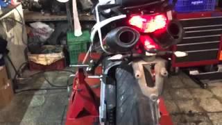 8. Desguace Aprilia Shiver 750 2011