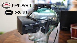 ✔ Oculus TPCAST Wireless VR UPDATE - Quick Review! (USA)