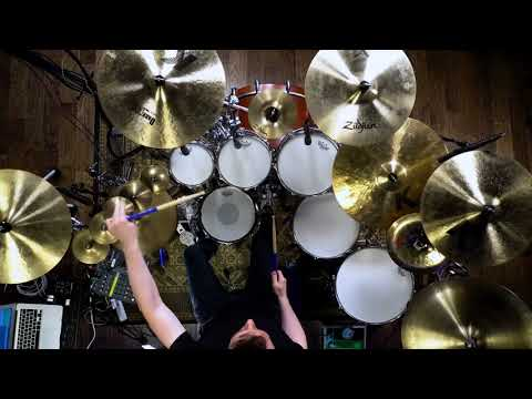 Gavin Harrison  Cheating The Polygraph online metal music video by GAVIN HARRISON