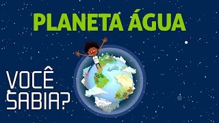 Cartilha Planeta Água - Você Sabia