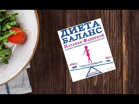 Что почитать о диетах? Советы от Натальи Фадеевой