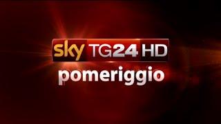 Sky TG24 pomeriggio 25 dic 2015- parte 1