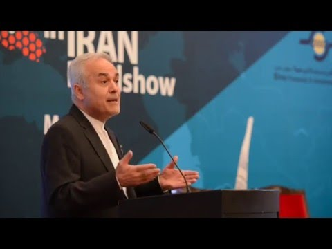 ايران تبدا جولة ترويجية خليجية تبدأها من مسقط