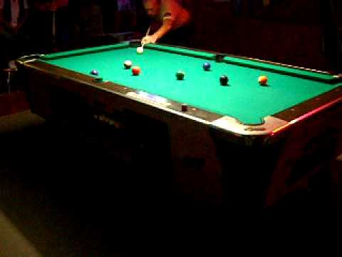 Frank Townsend Vs Jerry Bolin Kingman Pool Players
