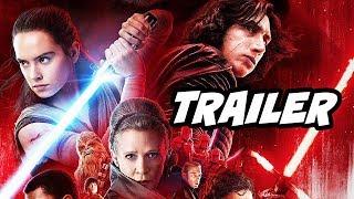 Video Star Wars The Last Jedi Trailer 2 Breakdown - Rey vs Kylo Ren MP3, 3GP, MP4, WEBM, AVI, FLV Maret 2018