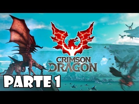 crimson dragon xbox one gameplay