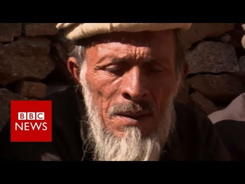 The language only three men speak - BBC News