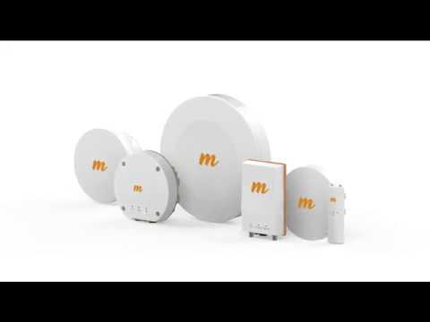 Mimosa Networks: Overhaul Your Point-to-Point Backhaul Solution