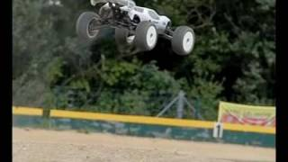 RC 1/8 Truggy Slow Motion - MRC Senden Club Race 2009