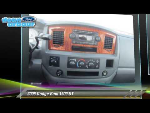 2006 Dodge Ram 1500 ST - West Branch