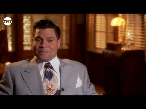 Mob City Season 1 (Promo 'Mickey Cohen')