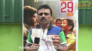 Director Sugandhan at Kadhal 2014 Team Interview