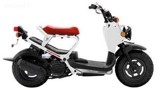 9. 2013 Stock 50CC Honda Ruckus Top Speed (with 215 Lb rider)