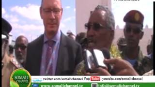 Warka Somali Channel Qardho: Md Puntland Oo Xariga Ka Jaray Xabsigii Ugu Weynaa25 11 2012