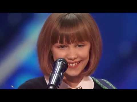 Grace Vanderwaal - All Performances America's Got Talent 2016