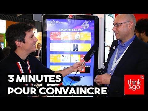 Think and Go: 3 minutes pour convaincre !