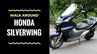 7. 100km Honda Silver Wing Review | ideal rider for this bike for? #28