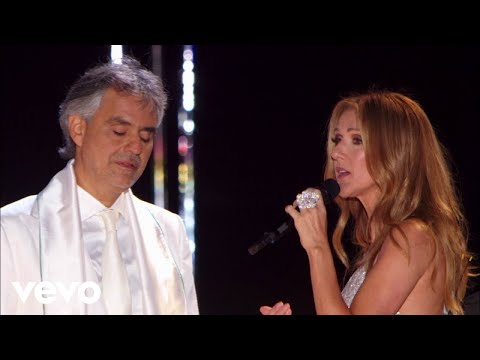 Andrea Bocelli & Céline Dion - The Prayer
