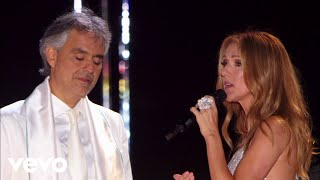 Video Andrea Bocelli, Céline Dion - The Prayer download in MP3, 3GP, MP4, WEBM, AVI, FLV January 2017