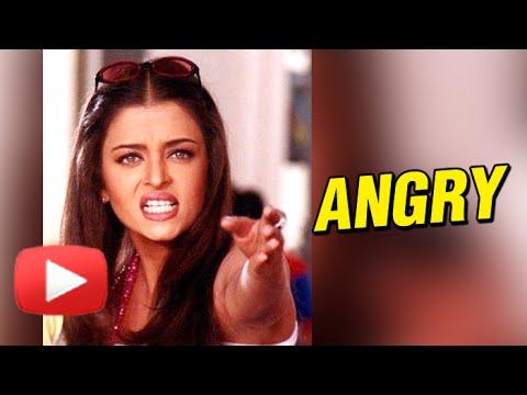 Aishwariya Rai Bachchan's Body Guard Fights With A